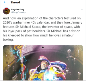 Michael Space